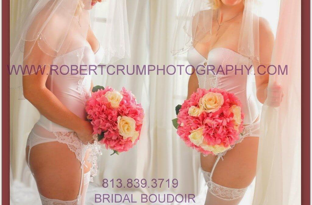 Tampa Bay Bridal show Boudoir  Photography sessions