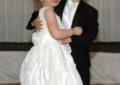 Wedding Dance Fower Girl